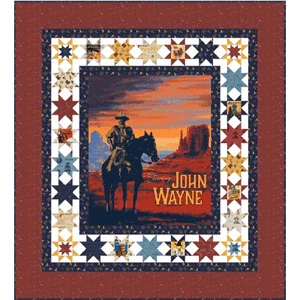 The Duke Quilt Kit